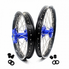 VMX 21/18 WHEELS RIMS FOR DRZ 400E 400S 400SM 2000-2020