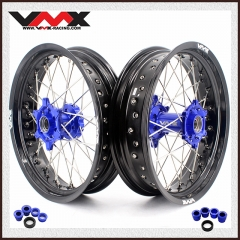 VMX SUPERMOTO WHEELS FOR HUSQVARNA TE TC FE FC 250 350 450