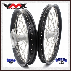 VMX MX CASTING WHEELS SET 21/19 FOR YAMAHA YZ 250F 450F YZ 125 250