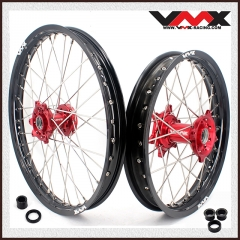 VMX MX WHEELS 21/19 FOR HONDA CRF250R 2014-2019 CRF450R 2013-2020