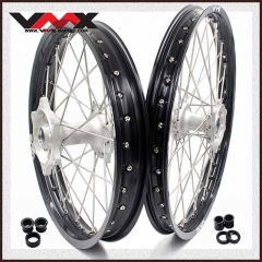 VMX 21/19 MX Casting Wheel Set  Fit HONDA CRF250R 2014-2020 CRF450R 2013-2020