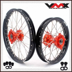 VMX 17/14 Kid's Small Wheel Fit KTM SX 85 Orange Hub 03-20