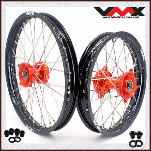 VMX 19/16 Kid's Big Wheel Fit KTM SX 85 Orange Hub 03-18