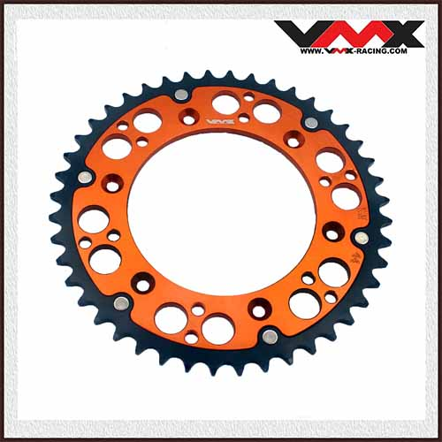 KTM REAR SPROCKET ORANGE 44T SX SXF EXC-F XCW-F