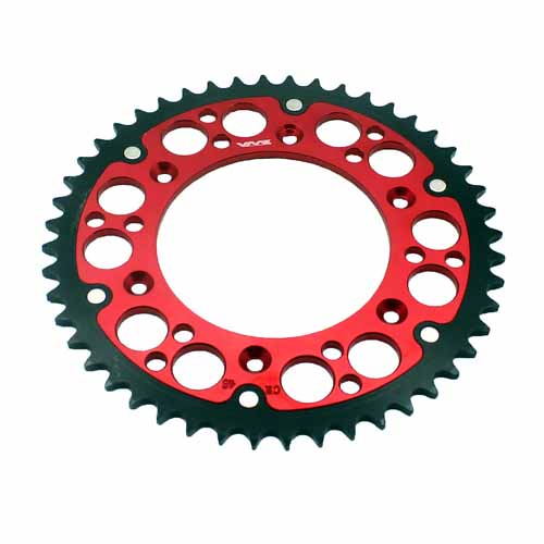 HONDA REAR SPROCKET RED 51T CRF250/450R CR125/250R CRF250/450X