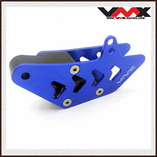 KTM SX SXF 125 250 350 450 REAR CHAIN GUIDE GUARD BLUE