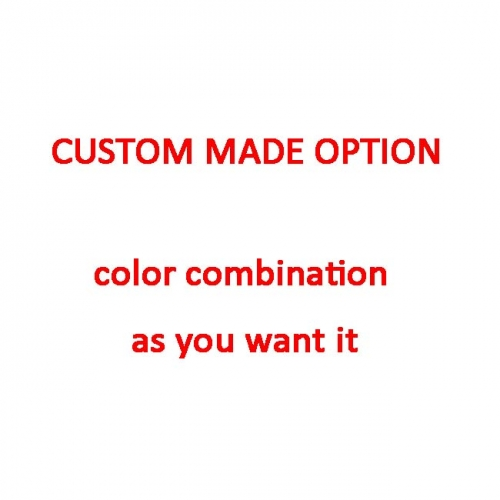 VMX custom made color combination wheels fit KAWASAKI