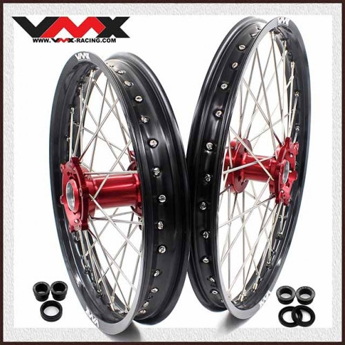 VMX 21/18 Enduro Wheels Fit GAS GAS EC MC 300 Enduro Bike 2021