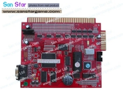 Casino Multi 15 In 1 Game PCb with 40-96 Percentage For 2 Screen