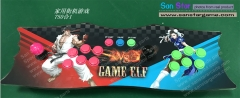 2 players Home Arcade fighting stick with 750 games game pcb Amusement