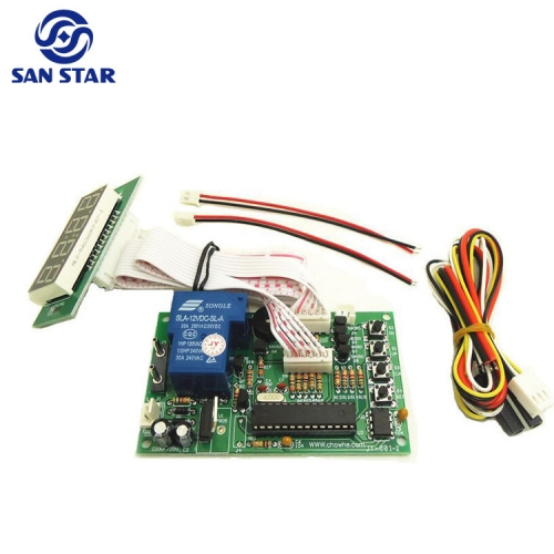 Time control Pcb Timer board for Coin Operated Machine Machine massage chair vending machine washing machine Timer Controller
