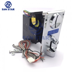 Electronic Comparable coin acceptor Coin Selector alloy front panel