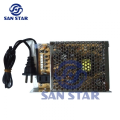 SSR Power Supply support three groups output 5v 9A,12v 2A,8v 0.5A