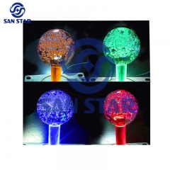 Good Quality Big Ball Top LED Arcade Joystick  Illuminated arcade Joystick