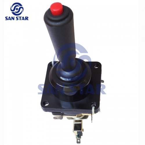 Small Button Top Arcade Crane Joystick