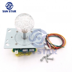 Flashing Color flashing light LED Illuminated Arcade Button