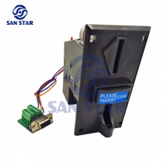 Multi Coin Acceptor Can Accept 10 Groups Of Coins With RS 232