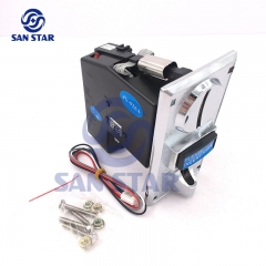Accept 4 Groups Of Coin Multi Coin Acceptor