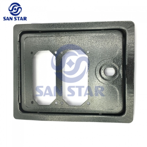 Coin Door Can Fix 2 Coin Acceptor Size 20*24.5 cm
