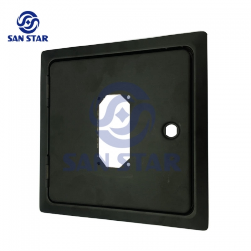 Square Coin Door 280mm For Arcade Game Machine