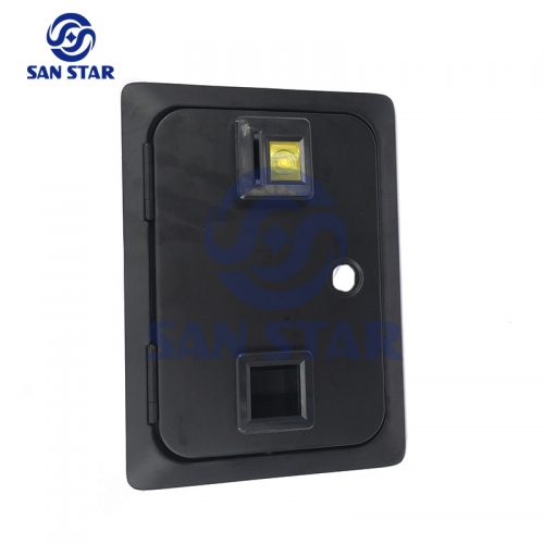 28*20 cm Coin Door Can Fit Vertical Coin Acceptor