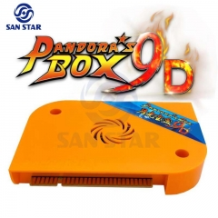 Pandora's Box 9D Arcade Version with 2222 games hdmi vga For arcade machine arcade cabinet pac man