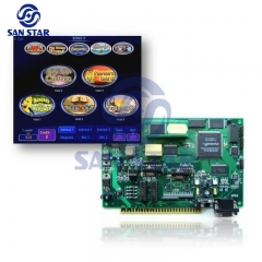 Casino Multi Game 60 In 1 For Gambling Machine  Casino Game Pcb