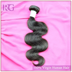 Indian Virgin Hair Body Wave 1 Bundle Human Hair Bundle Deal RG Hair