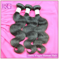 RG Virgin Hair Indian Hair Body Wave 3 Bundles/Pack Best Bundle Deals Free shipping