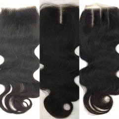 On Sale Lace Closure Body Wave Virgin Hair Closure