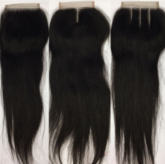 On Sale Straight Lace Closure Virgin Hair Closure