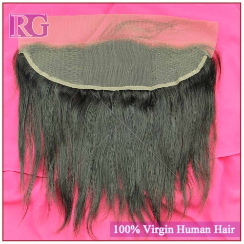 Straight Ear to Ear Frontal Virgin Hair Frontal Closure Wholesale price