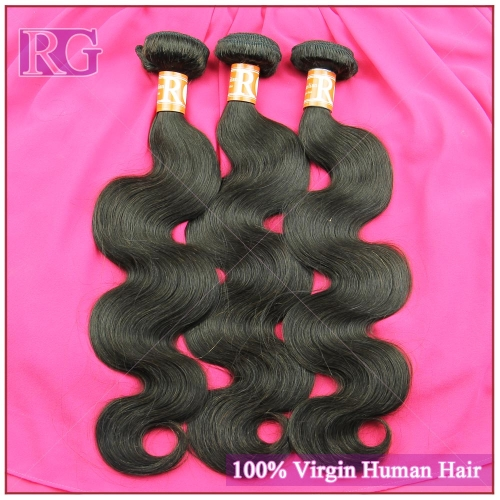 3 Bundles/Pack Brazilian Body Wave Hair Weaves 100% Virgin Hair Bundles