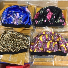 Bonnet cap Keep Your hair style good satin bonnet in wholesale price good caps
