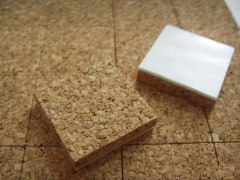 Spacer pad cork pad EVA STICKER for glass