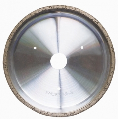 Glass grinding wheels, Diamond cup wheel for glass beveling machine