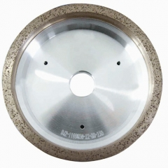 Glass grinding wheels, Diamond cup wheel for glass edging grinding machine
