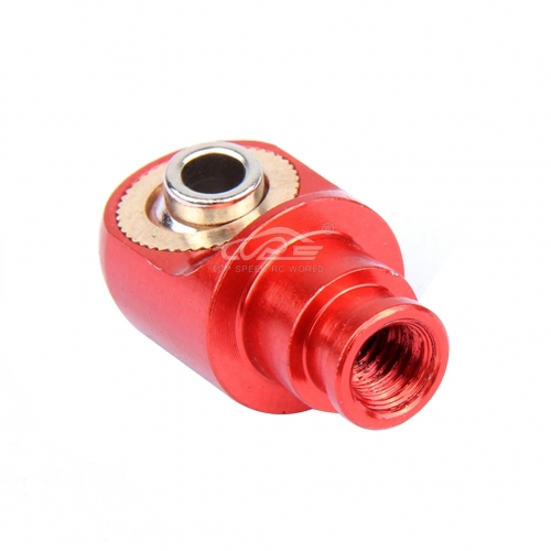 Alloy 8MM shock upper rod end Red fit 1/5 RC HPI BAJA RV KM 5B 5T 5SC