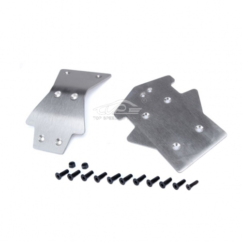 Stainless steel plate fit Losi 5T
