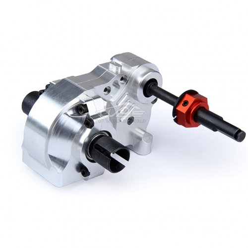 Complete Gear Box with Heavy-Duty Diff Gears for 1/5 HPI Baja 5B 5T 5SC