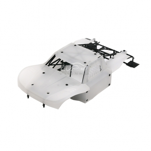 Car shell body(transparent)for losi 5ive-T Rc car toy parts