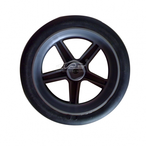 Rear Slick tires for FG 1/6 CARSON SMARTECH