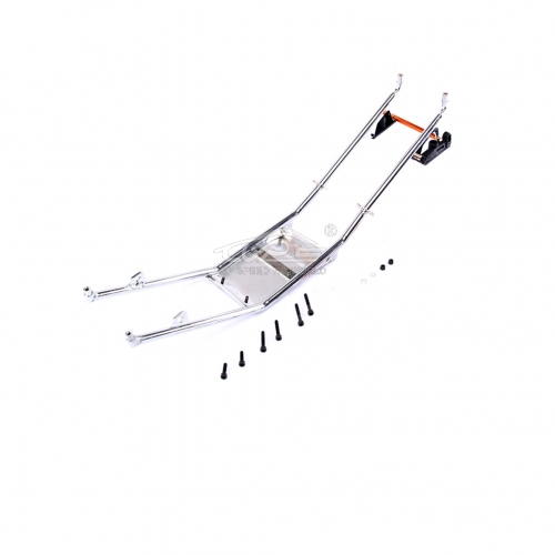 Alloy roll cage sets Fast disassembly fit 1/5 RC HPI baja 5B 5T 5SC