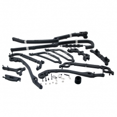 Shell version roll cage (Used with the Original car shell)FOR 1/5 Traxxas X-Maxx