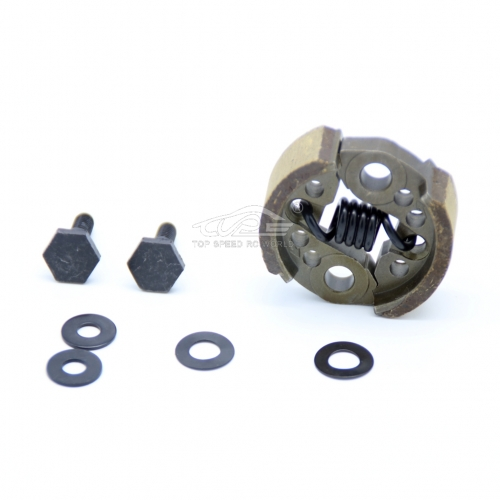 baja clutch shoe&spring set for 7000r/min for 1/5 HPI baja 5b KM ROVAN CAR