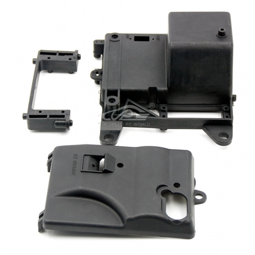 Battery box set for 1/5 hpi baja 5b 5t toy parts