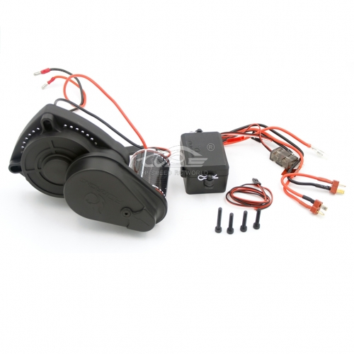 FID SS Remote control electric starter for Losi 5ive/Losi dbxl/baja 5b 5t ss