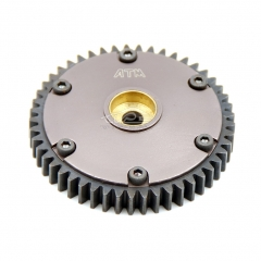 Hardened Steel 49T Spur Gear for HPI SAVAGE X 21 25 SS 4.6 MT2 18SS
