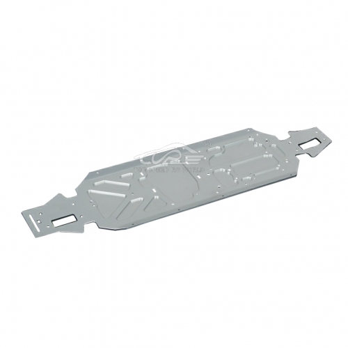 CNC Alloy chassis plate fit Fit Losi 5ive T