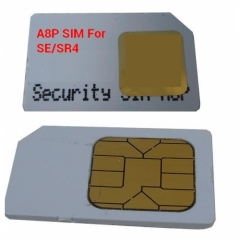 Security A8P Sim support Original Software for 800SE